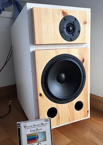 Caja Acústica 2