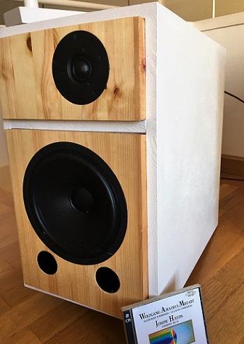 Caja Acústica 1
